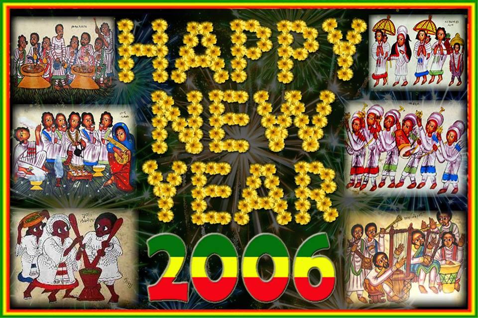 año nuevo etíope